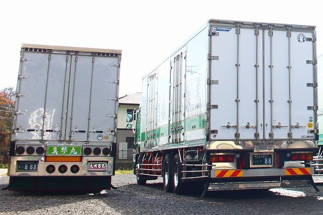 ハコ車トラック 松栄産業株式会社